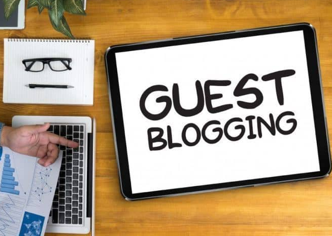 Guest post OR GUEST BLOGGING