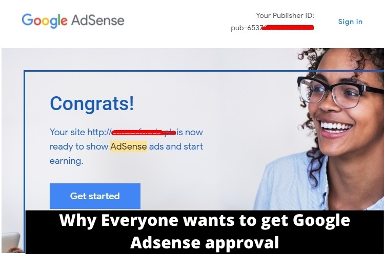 Get Adsense approval in Just 24 Hours